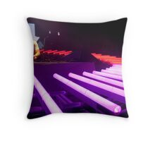 Surrounded by Light Throw Pillow