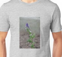 Polemonium caeruleum (Jacobs Ladder) Unisex T-Shirt