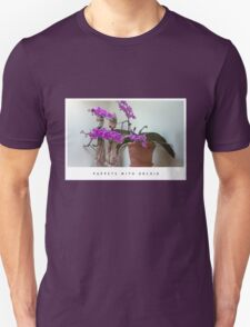 Puppets & Orchid [T6004] T-Shirt