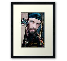 Mr Bangles Framed Print