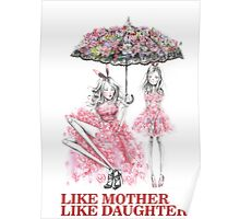 Like Mother Like Daughter Poster