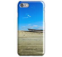 Surfing the Sand iPhone Case/Skin