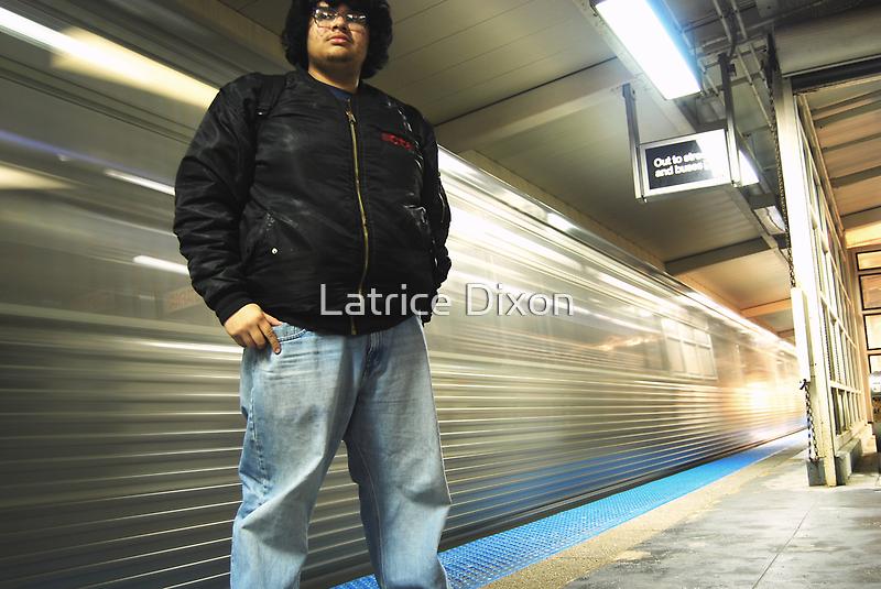 Chicago CTA by Latrice Dixon