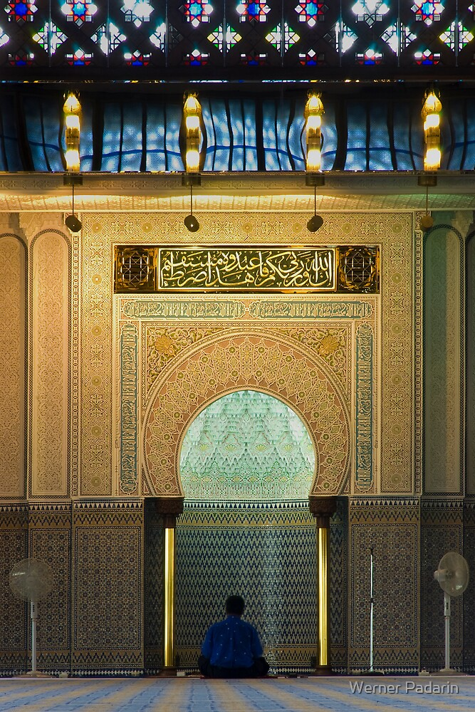 Masjid Negara 2 by Werner Padarin