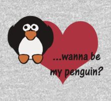 Wanna be my penguin? by skratch83