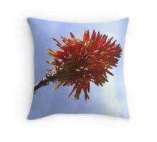 Aloe Throw Pillow