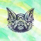 Buddy Bat by brettisagirl