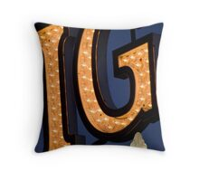 IG Throw Pillow