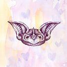 buddy baby bat by brettisagirl