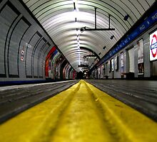 Pimlico Station by jdphotography