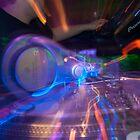 Magical Headphones by atomik