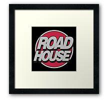Road House Framed Print