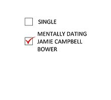 RELATIONSHIP STATUS - jamie campbell bower by itsfrancheese