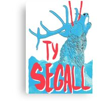 Ty Segall (Deer) Canvas Print
