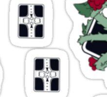 JJBA: Stardust Crusaders 8 Sticker