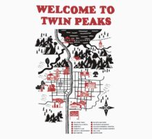 Welcome to Twin Peaks by TigresCampeones