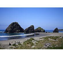 Flat Seas Photographic Print