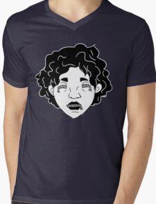 Zip: Maarika Mens V-Neck T-Shirt