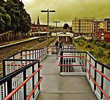 Exeter Central by Sam Mortimer