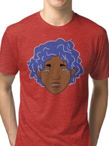 Zip: Maarika (color) Tri-blend T-Shirt