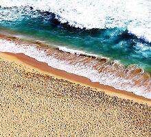 Sandy Shore by lawleypop