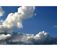 Constable skies Photographic Print