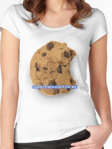 Good Enough For Me Women's Fitted Scoop T-Shirt