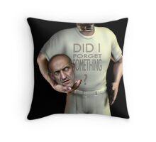 sorry... Throw Pillow