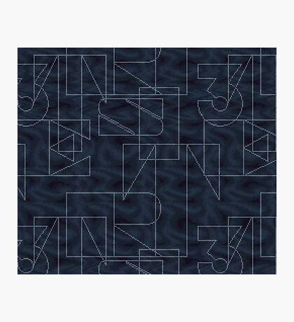 Superior Tetris Photographic Print