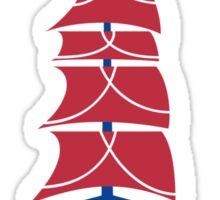 Columbus Baseball Sticker
