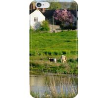 Friends live here ... iPhone Case/Skin