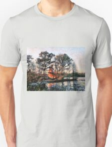 Connecticut Sunset T-Shirt