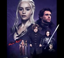GAME OF THRONES by rumham