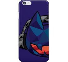 Geometric Monstercat iPhone Case/Skin