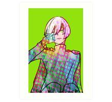 """""""Love Me"""" Boueibu (Kusatsu Kinshiro) Art Print"""