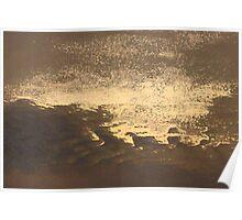 Brown Sky Poster