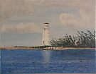Nassau Lighthouse by Bob Hardy