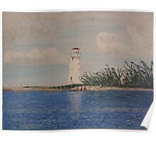 Nassau Lighthouse Poster