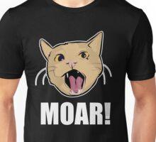 Lolcat wants MOAR! Unisex T-Shirt