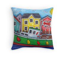 Maritime Special Throw Pillow