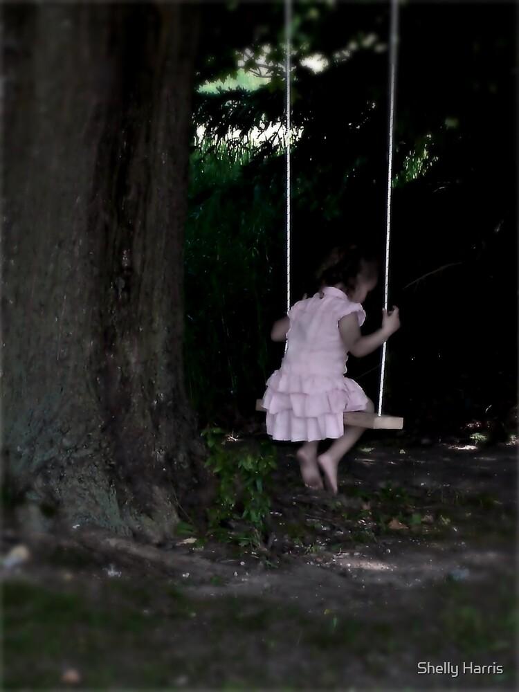 The Tree Swing by Shelly Harris