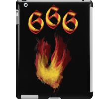 The number iPad Case/Skin