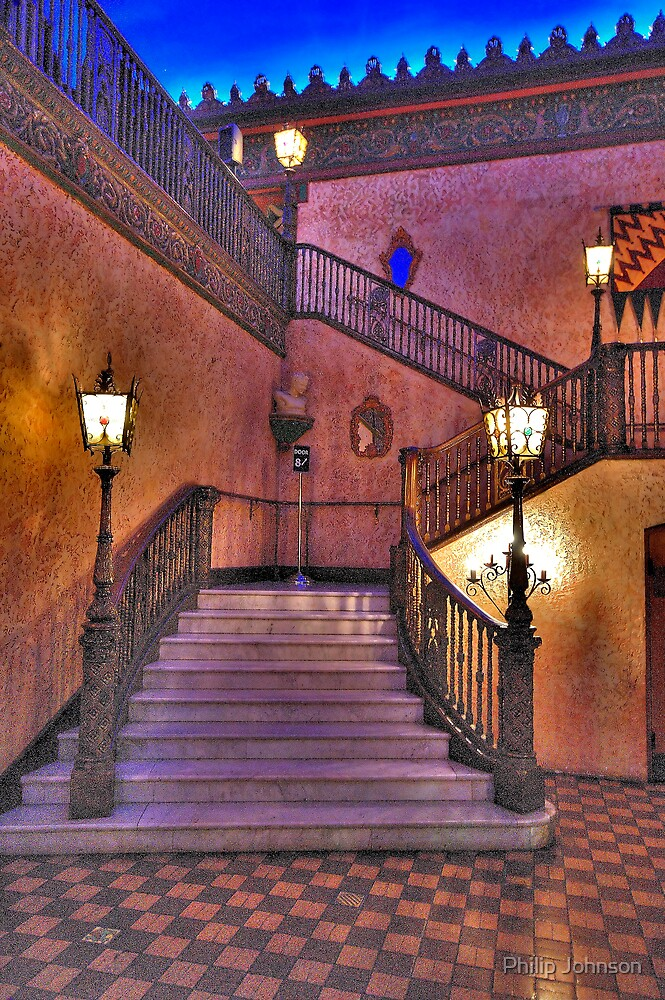 Stepping Out - The Capitol Theatre  - The HDR Experience by Philip Johnson