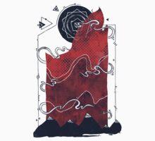 Northern Nightsky One Piece - Short Sleeve