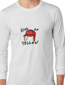 Kind of Yellow Long Sleeve T-Shirt