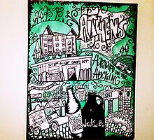 Athens by shaymannino