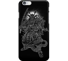Dragon Samurai iPhone Case/Skin