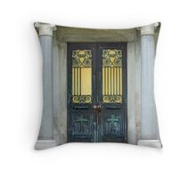 Mausoleum 6 Throw Pillow