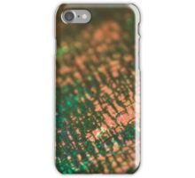 layers of color - three iPhone Case/Skin