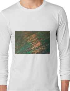 layers of color - three Long Sleeve T-Shirt